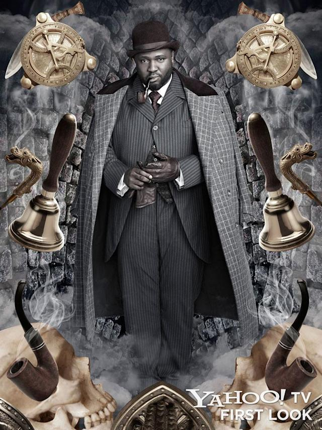 """Nonso Anozie as R.M. Renfield in NBC's """"Dracula."""""""