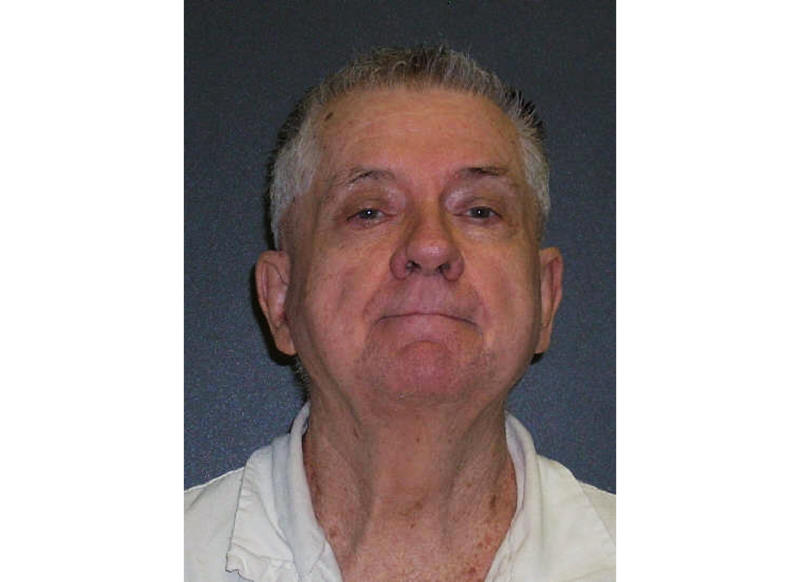 This photo provided Sept. 28, 2011, by the Texas Department of Criminal Justice shows Edward Harold Bell. Bell, a convicted killer serving 70 years for a 1978 slaying near Houston and who was under investigation in the unsolved deaths of several missing girls has died after collapsing at a Texas prison. A Texas Department of Criminal Justice spokesman on Monday, April, 22, 2019, confirmed the death of Bell and said foul play was not suspected. Bell's death Saturday leaves unanswered questions about the unsolved murders of 11 girls he claimed to have killed. (AP Photo/Texas Department of Criminal Justice)