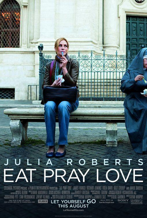 "<p>All our favorite <a href=""https://www.countryliving.com/food-drinks/g2059/thanksgiving-quotes/"">Thanksgiving themes</a> are right in the title! But we have to warn you: You'll want to embark on a multi-country trip after watching Julia Roberts's popular film.</p><p><a class=""body-btn-link"" href=""https://www.netflix.com/title/70130445"" target=""_blank"">STREAM IT</a></p>"