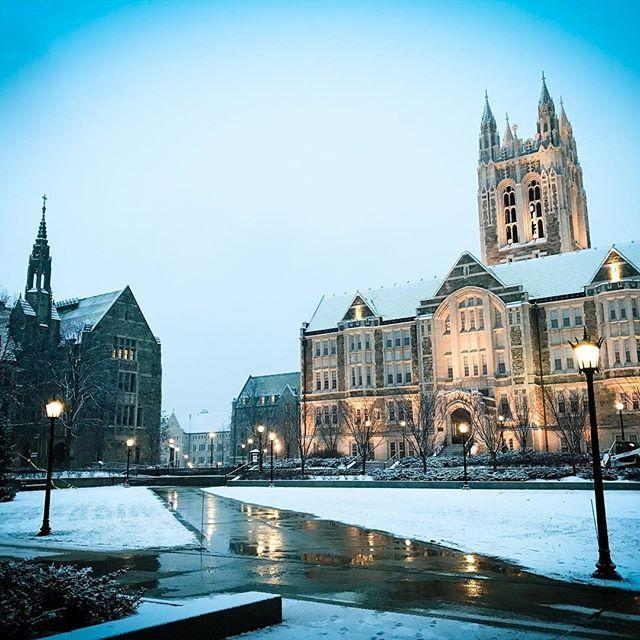 """<p>Chestnut Hill, Massachusetts<br></p><p>Tuition: <a href=""""http://www.bc.edu/admission/undergrad/tuition-and-aid.html"""" rel=""""nofollow noopener"""" target=""""_blank"""" data-ylk=""""slk:$52,500"""" class=""""link rapid-noclick-resp"""">$52,500</a></p><p><a href=""""https://www.instagram.com/p/BeZLo0iFNNA/?hl=en&taken-by=bostoncollege"""" rel=""""nofollow noopener"""" target=""""_blank"""" data-ylk=""""slk:See the original post on Instagram"""" class=""""link rapid-noclick-resp"""">See the original post on Instagram</a></p>"""