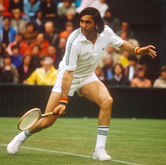 <span>Legendary former player Ilie Nastase is the Romanian Fed Cup captain</span>