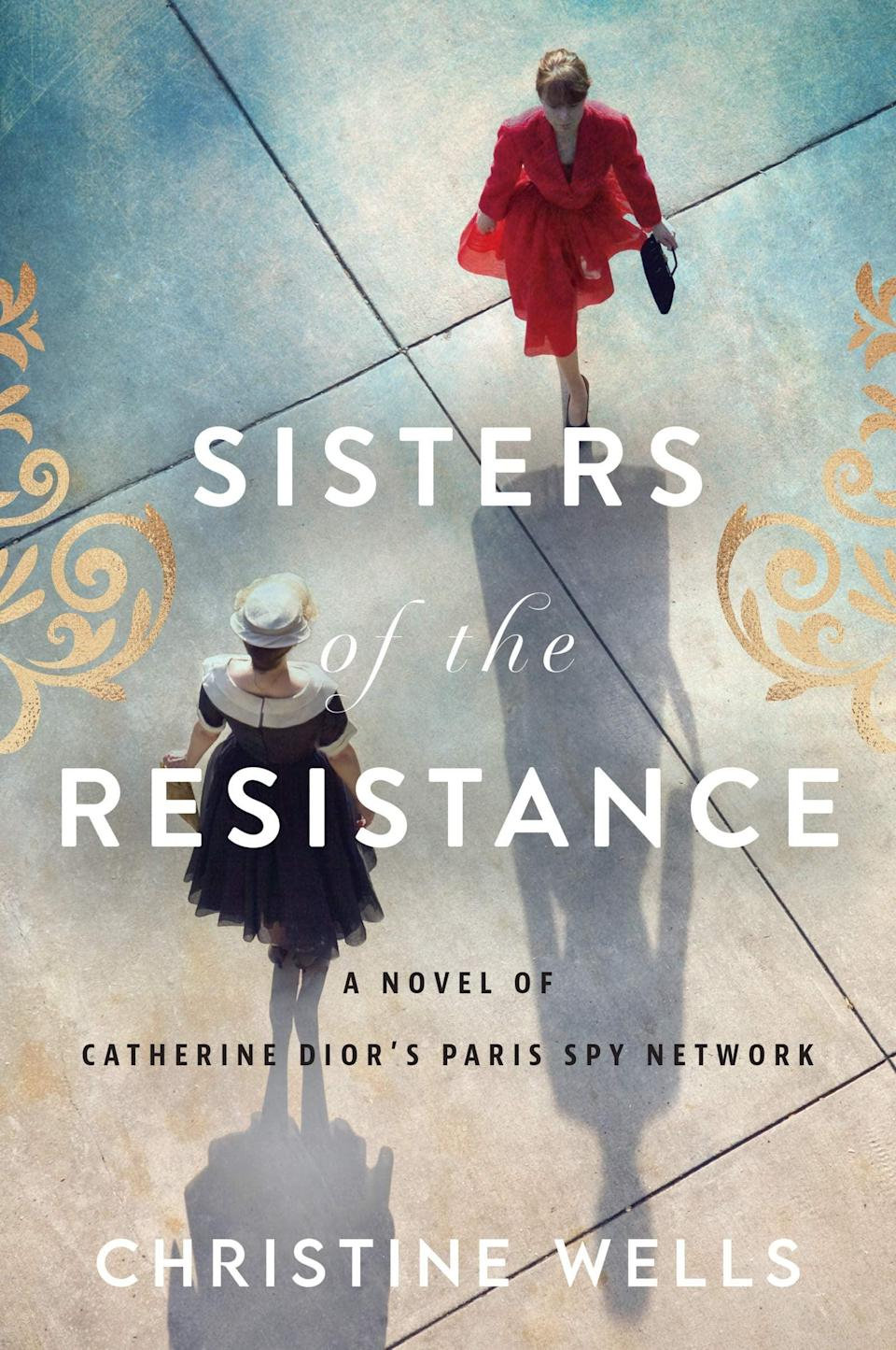 <p>Inspired by the true story of Catherine Dior, <span><strong>Sisters of the Resistance</strong></span> is the story of two sisters who are swept up in the French resistance movement in 1944 Paris. As the sisters are pulled deeper into this underground world of spies and deception, they'll risk everything to make a difference. </p> <p><em>Out June 8</em></p>