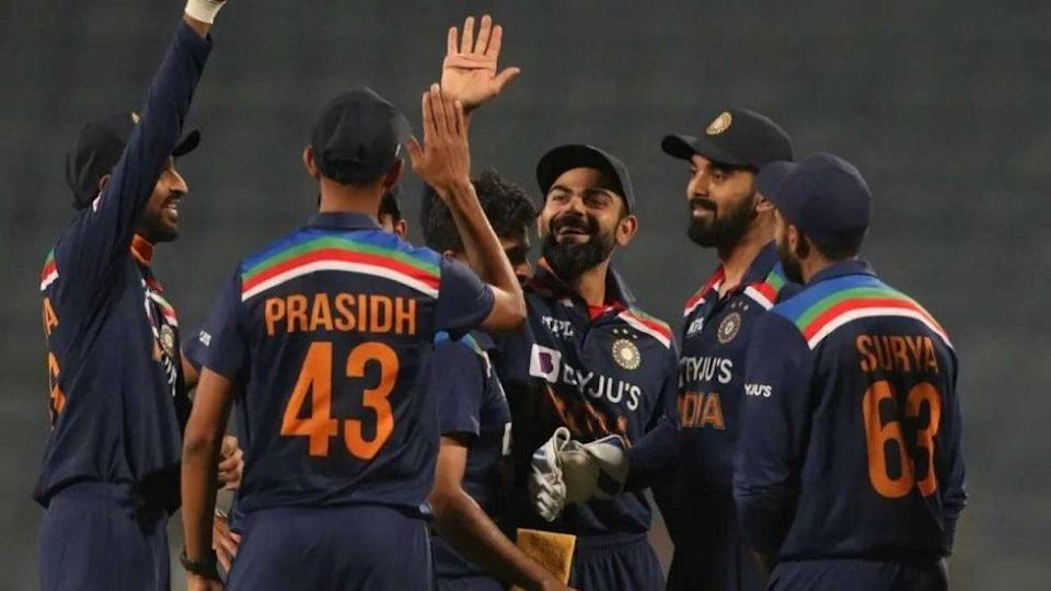 India ICC t20 World Cup 2021