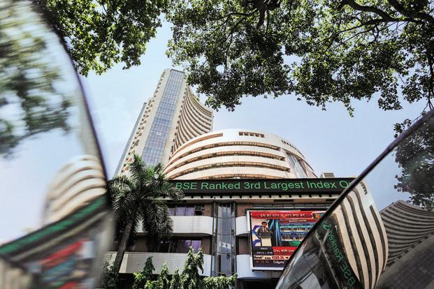 Closing bell: Sensex gains 232 points, Nifty settles at 10855 led by Axis Bank, ITC