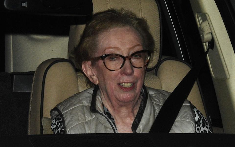 Dame Margaret Beckett was appointed to chair Labour's ruling body - PA