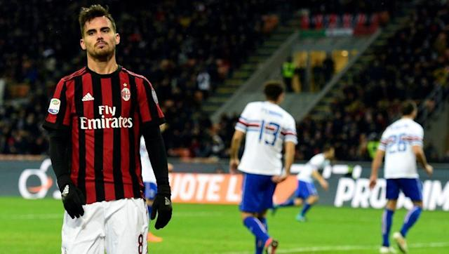 <p>The attacking midfielder, who joined from Liverpool in 2015, has been a key figure in Gennaro Gattuso's side this season having played over 2000 minutes of football for the Rossoneri thus far.</p> <br><p>An impressive return of seven goals and four assists earned the 24-year-old a a call-up to the Spanish national squad for the 2018 World Cup qualifiers. </p> <br><p>With an abundance of pace and trickery, Suso could prove to be a real nuisance to Arsenal's fragile defence. </p>