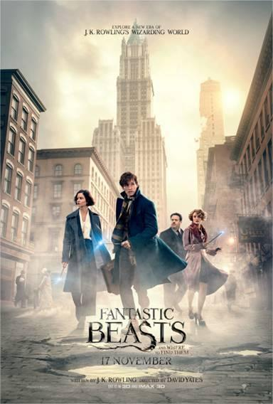 Fantastic Beasts and Where to Find Them (Warner Bros Pictures)