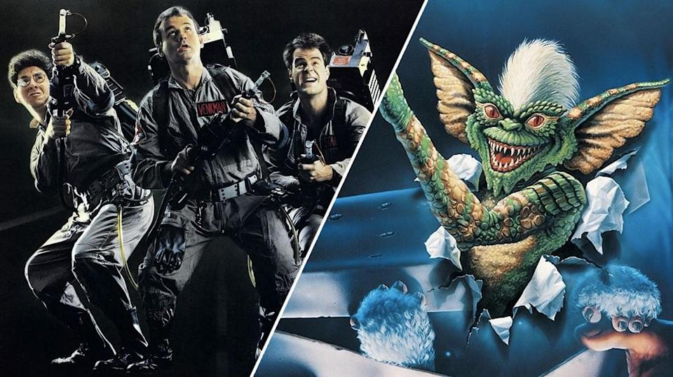 <p>'Gremlins' and 'Ghostbusters' were released on the same day in the UK – 7 December, 1984. What a time to be alive! </p>