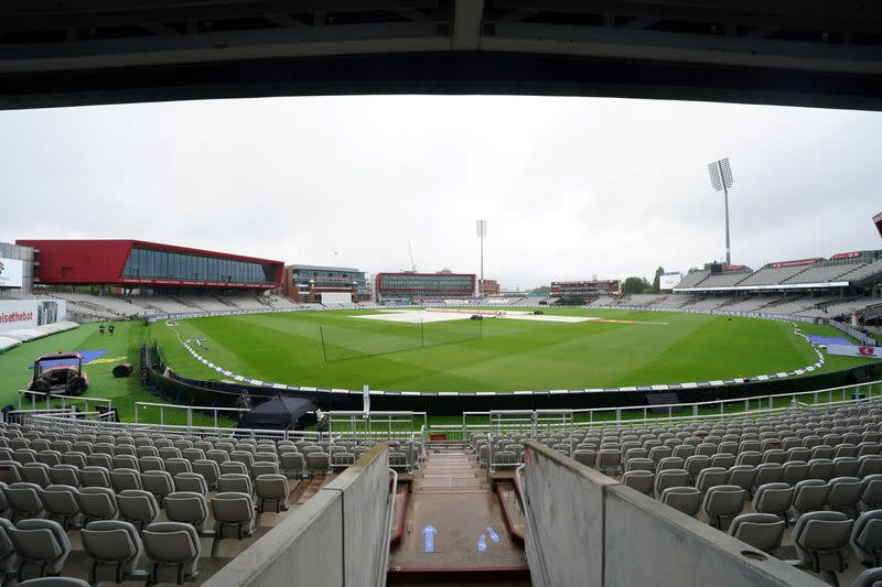 UK sports minister confident fans can return to stadiums safely