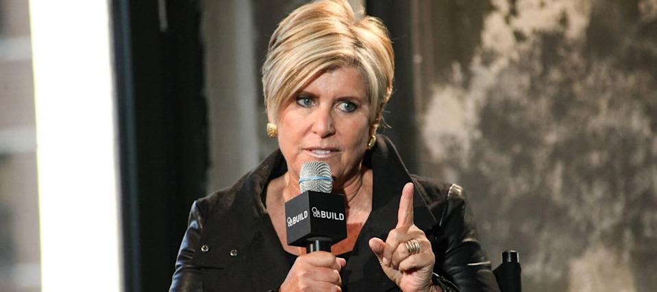 The 5 worst things people are doing with stimulus checks, Suze Orman says