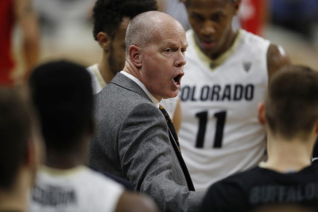 Colorado's Tad Boyle is among the most outspoken college basketball coaches regarding the need for reform. (AP)