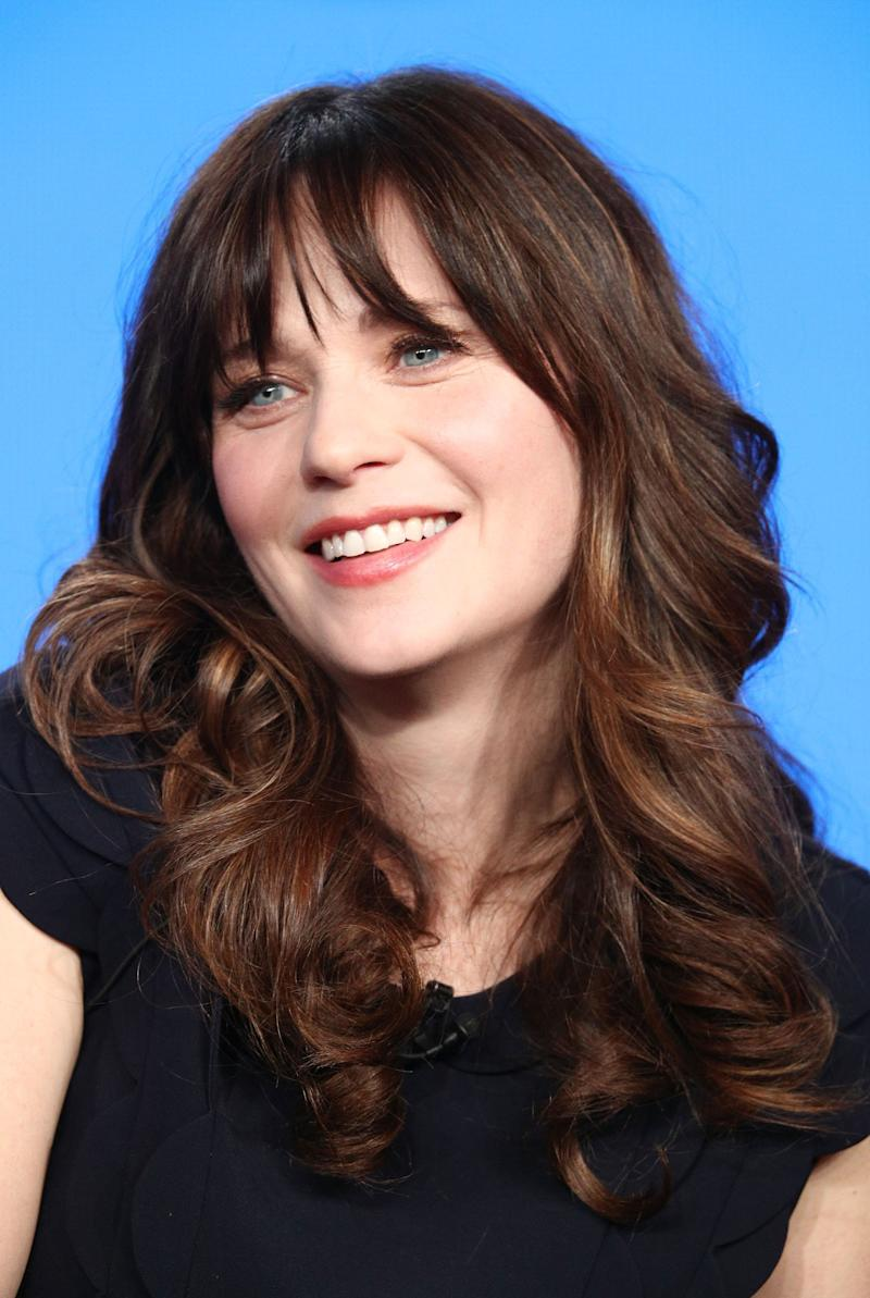 Dating Zooey Deschanel