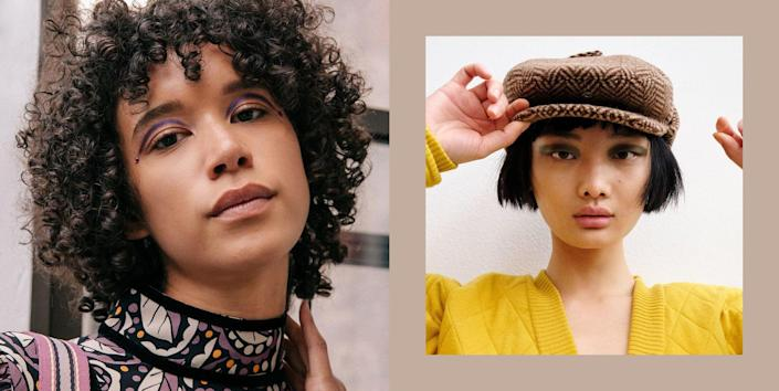 """<p class=""""body-dropcap"""">It's that time of year again: The ~virtual~ fashion week runways and presentations are coming to a close, which means we officially know what fall 2021 makeup trends will be on the horizon this year. And, sure, fall might <em>seem</em> like a far way away, but if you want to get a leg up on all of your friends (which, duh), you probably want to go ahead and start wearing these looks right TF now. And considering <strong>fall's top <a href=""""https://www.cosmopolitan.com/style-beauty/beauty/g34840626/2021-makeup-trends/"""" rel=""""nofollow noopener"""" target=""""_blank"""" data-ylk=""""slk:makeup trends"""" class=""""link rapid-noclick-resp"""">makeup trends</a> are <em>really</em> freakin' pretty</strong> (think <a href=""""https://www.instagram.com/preenbythorntonbregazzi/?utm_source=ig_embed"""" rel=""""nofollow noopener"""" target=""""_blank"""" data-ylk=""""slk:lilac eyeshadow"""" class=""""link rapid-noclick-resp"""">lilac eyeshadow</a>, <a href=""""https://www.instagram.com/p/CLey37HFEw3/?utm_source=ig_embed"""" rel=""""nofollow noopener"""" target=""""_blank"""" data-ylk=""""slk:soap brows"""" class=""""link rapid-noclick-resp"""">soap brows</a>, and <a href=""""https://www.instagram.com/p/CLmKaUmgCZD/?utm_source=ig_embed"""" rel=""""nofollow noopener"""" target=""""_blank"""" data-ylk=""""slk:face gems"""" class=""""link rapid-noclick-resp"""">face gems</a>), you'll have no objections when it comes to kicking a few of your <a href=""""https://www.cosmopolitan.com/style-beauty/beauty/g33499006/winter-2020-makeup-trends/"""" rel=""""nofollow noopener"""" target=""""_blank"""" data-ylk=""""slk:winter staples"""" class=""""link rapid-noclick-resp"""">winter staples</a> to the curb. So keep scrolling for the seven coolest, most IG-worthy fall makeup trends straight from fashion month.</p><hr><p><strong>Psst: Want to know about <em>all</em> the latest beauty trends? Join <a href=""""https://join.cosmopolitan.com/pubs/HR/COS/COS1_Plans.jsp?cds_page_id=250965&cds_mag_code=COS&cds_tracking_code=cos_edit_article_inline_stylebeauty"""" rel=""""nofollow noopener"""" target=""""_blank"""" data-ylk=""""slk:Cosmo """