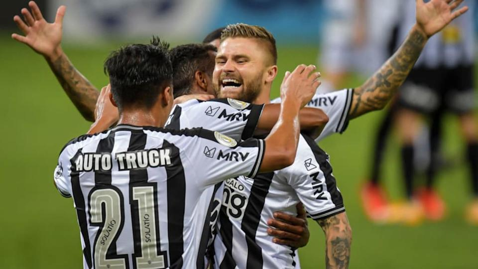 2020 Brasileirao Series A: Atletico Mineiro v Coritiba Play Behind Closed Doors Amidst the | Pedro Vilela/Getty Images