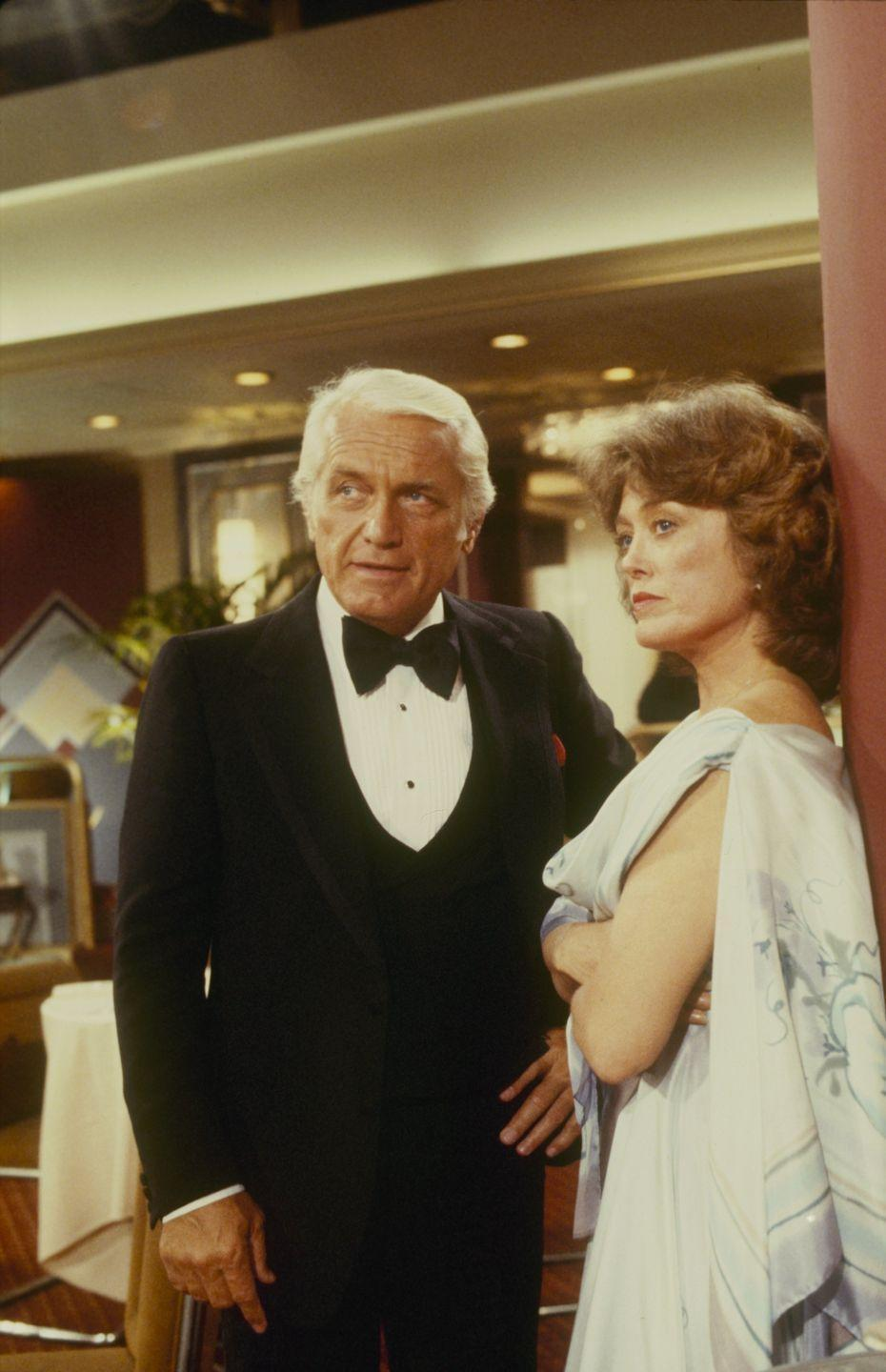 <p>Another spin on <em>The Love Boat</em>, as a completely different character, partnering up with former <em>Mary Tyler Moore</em> star Ted Knight. </p>