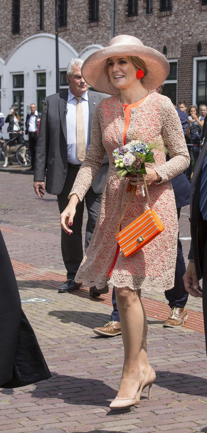 <p>She's a mother of three, and devotes time to causes associated with those immigrating to the Netherlands just as she did; she's often seen sporting shades of orange, the official color of the Dutch Royal Family. </p>
