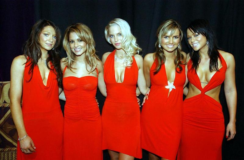 2002: The group first formed 16 years ago (PA Archive/PA Images)