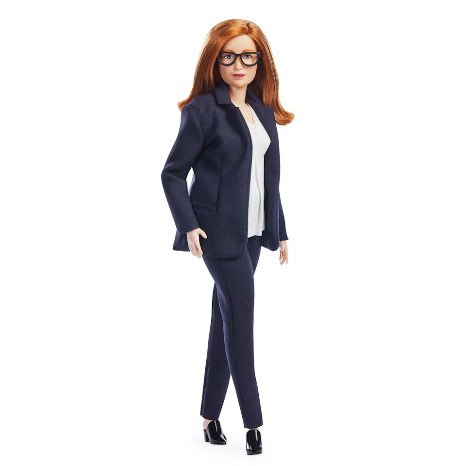 Barbie doll inspired by Dame Sarah Gilbert (PA)