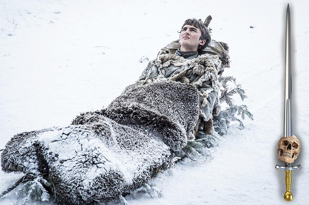 <p>Bran is still getting used to his new powers, but he's clearly proved to be more of a danger to others than to himself — the next time he gets into trouble, he can just dive back into the past and wreck somebody's brain to make sure he's safe. The Night King has taken an unnatural interest in Bran, but of all the characters in the show, only Bran has the mystical tools to understand and deal with the threat of the White Walkers. That makes it unlikely that he'll die simply for story reasons.<br /><br />(Photo Credit: HBO) </p>