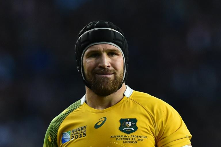 Veteran Australian playmaker Matt Giteau will line up for Toulon in Saturday's heavyweight Top 14 duel against Toulouse as the French season builds towards a thrilling climax. RESTRICTED TO EDITORIAL USE, NO USE IN LIVE MATCH TRACKING SERVICES, TO BE USED AS NON-SEQUENTIAL STILLSAustralia's centre Matt Giteau looks on during a semi-final match of the 2015 Rugby World Cup between Argentina and Australia at Twickenham Stadium, southwest London, on October 25, 2015. AFP PHOTO / GABRIEL BOUYS RESTRICTED TO EDITORIAL USE, NO USE IN LIVE MATCH TRACKING SERVICES, TO BE USED AS NON-SEQUENTIAL STILLS