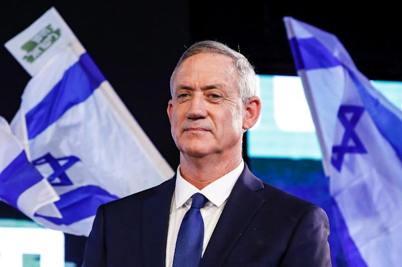 Retired Israeli general Benny Gantz's new party has surged in opinion polls since his maiden speech on January 29, 2019, positing him as the most significant political threat to incumbent premier Benjamin Netanyahu