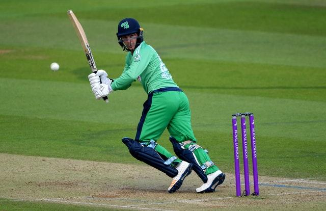 Curtis Campher held the Ireland innings together for the second match running