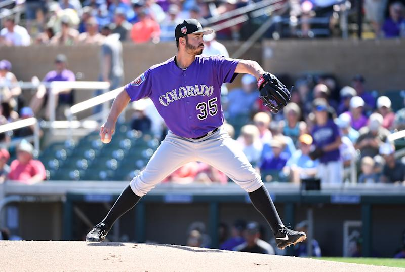 The Rockies will need Chad Bettis to deliver in 2018 to make the postseason again. (Getty Images)