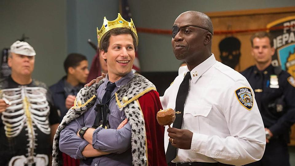 Brooklyn Nine-Nine on Hulu
