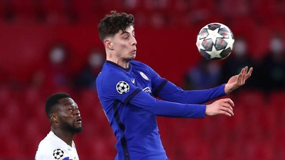 Kai Havertz contro il Porto | Fran Santiago/Getty Images