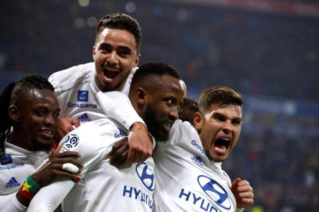 FILE PHOTO: Ligue 1 - Olympique Lyonnais v AS Saint-Etienne