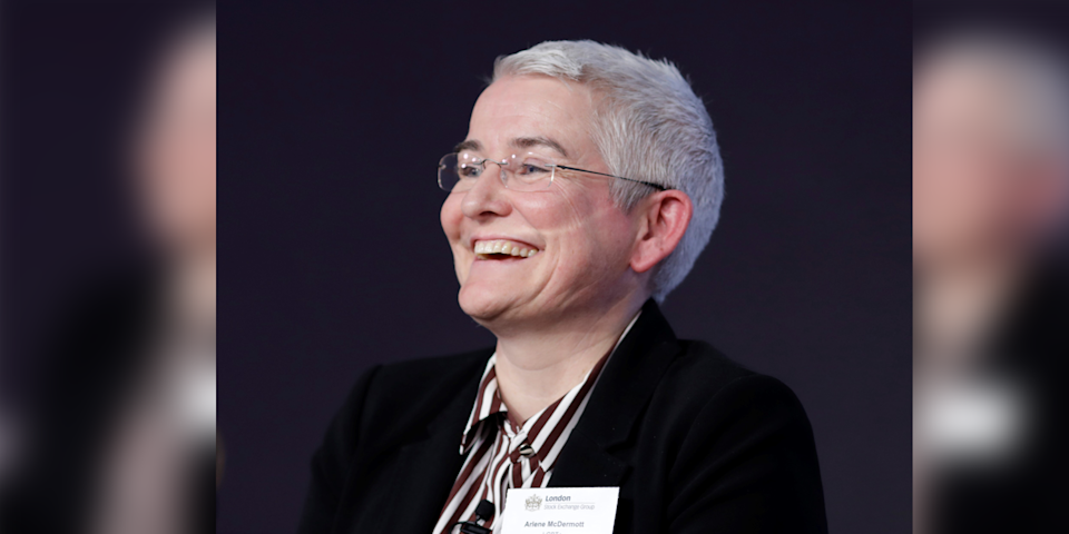 94) Arlene McDermott, Portfolio Director, London Stock Exchange Group. Photo: London Stock Exchange Group
