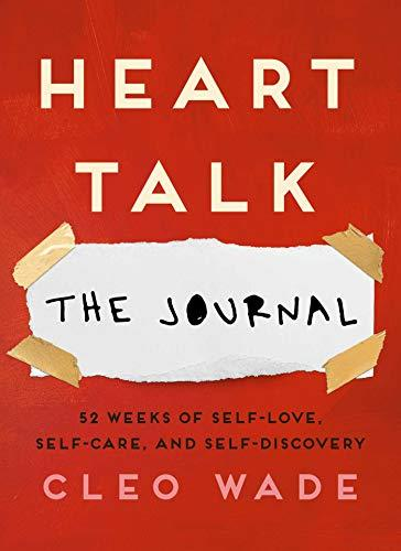 """Heart Talk Journal,"" by Cleo Wade (Amazon / Amazon)"