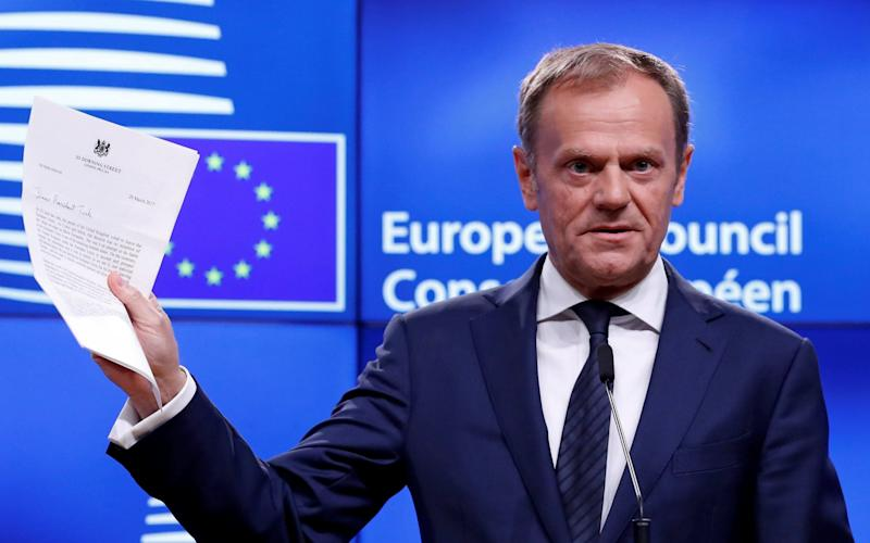 Donald Tusk - Credit: Reuters