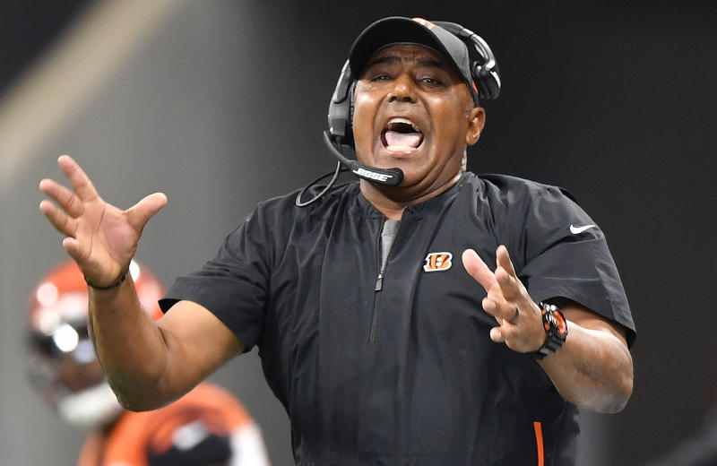 Cincinnati Bengals part company with head coach Marvin Lewis