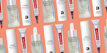 """<p>Whether caused by <a href=""""https://www.oprahdaily.com/beauty/skin-makeup/a32692800/sunscreen-tanning-myths/"""" rel=""""nofollow noopener"""" target=""""_blank"""" data-ylk=""""slk:sun damage"""" class=""""link rapid-noclick-resp"""">sun damage</a>, pregnancy, hormones, inflammation, or breakouts (hello, acne scars), skin discoloration can be a frustrating thing to treat, to say the least. You can spend years <a href=""""https://www.oprahdaily.com/beauty/skin-makeup/a28379269/jennifer-lopez-skincare/"""" rel=""""nofollow noopener"""" target=""""_blank"""" data-ylk=""""slk:diligently attending to your skin regimen"""" class=""""link rapid-noclick-resp"""">diligently attending to your skin regimen</a>—<a href=""""https://www.oprahdaily.com/beauty/skin-makeup/g29110968/best-face-wash-for-dry-skin/"""" rel=""""nofollow noopener"""" target=""""_blank"""" data-ylk=""""slk:the right cleansers"""" class=""""link rapid-noclick-resp"""">the right cleansers</a>! <a href=""""https://www.oprahdaily.com/beauty/skin-makeup/g27440380/best-drugstore-moisturizer/"""" rel=""""nofollow noopener"""" target=""""_blank"""" data-ylk=""""slk:the right moisturizers"""" class=""""link rapid-noclick-resp"""">the right moisturizers</a>! <a href=""""https://www.oprahdaily.com/beauty/skin-makeup/g26541271/best-anti-aging-serum/"""" rel=""""nofollow noopener"""" target=""""_blank"""" data-ylk=""""slk:the right anti-aging serums"""" class=""""link rapid-noclick-resp"""">the right anti-aging serums</a>! <a href=""""https://www.oprahdaily.com/beauty/skin-makeup/g26719162/best-sunscreen-for-dark-skin-tones/"""" rel=""""nofollow noopener"""" target=""""_blank"""" data-ylk=""""slk:the right SPF"""" class=""""link rapid-noclick-resp"""">the right SPF</a>!—only to have your smooth complexion struck down almost overnight by hyperpigmentation, otherwise simply known as dark spots. </p><p>The good news? You don't have to run to the dermatologist and shell out thousands of dollars on pricey laser treatments. There are a wide variety of dark spot correctors that <em>really</em> work—and are available over the counter, at every price point. To make sure you pick the best (and most """