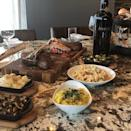"<p>OK, so this isn't technically a dish, it's a full-fledged feast. Throwing down $20,000 at <a href=""https://www.tripadvisor.com/Restaurant_Review-g31350-d11607603-Reviews-Bourbon_Bones-Scottsdale_Arizona.html"" rel=""nofollow noopener"" target=""_blank"" data-ylk=""slk:Bourbon & Bones"" class=""link rapid-noclick-resp"">Bourbon & Bones</a> in Scottsdale, Arizona gets you a six-course dinner for 12, which includes a hand-selected customized menu complete with 12 32-ounce dry-aged wagyu tomahawk ribeye steaks, a three-liter bottle of limited edition ZD Abacus wine, and transportation to and from the restaurant in a limo. It's kind of like going to the prom, if you paid $20,000 for your prom.</p>"