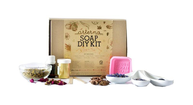 DIY Kit Organic Soap