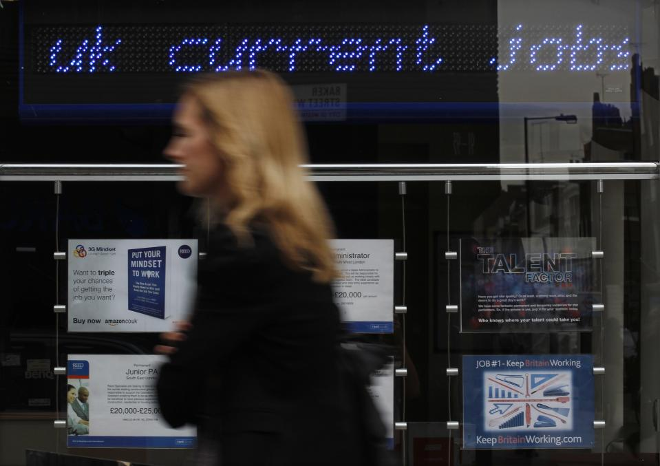 Wage inflation is pushing financial markets salaries into the stratosphere. Photo: Suzanne Plunkett/Reuters