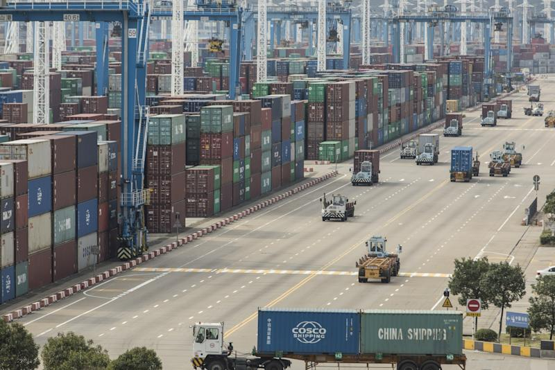 China says high-level trade talks with USA  have resumed