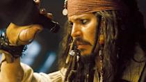 <p> The franchise is concerned chiefly with the adventures of scallywag pirate Jack Sparrow, as he crosses paths with his mutinous former first mate Barbossa, the fiercely independent Elizabeth Swann, and her bland, but altogether quite sweet, love interest Will Turner. Add to that, there are curses, krakens, maelstroms, British imperialism, and a tentacle-faced Davy Jones to keep things lively.&#xA0; </p> <p> People tend to disagree a little with how good Dead Man&#x2019;s Chest and At World&#x2019;s End are in comparison to the first film (come on, though, how can you resist a giant Naomie Harris exploding into a thousand little crabs&#x2026; it&#x2019;s so weird it&#x2019;s good). But there&#x2019;s something to be said for the ingenuity of this franchise, which cranked out old-fashioned romanticism and colourful characters from what was a 15-minute Disneyland ride. Let&#x2019;s just never speak of the fourth and fifth films ever again&#x2026;&#xA0; </p>