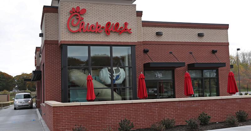 Moms Stage 'Nurse In' At Chick-Fil-A After Woman Shamed For Breastfeeding There