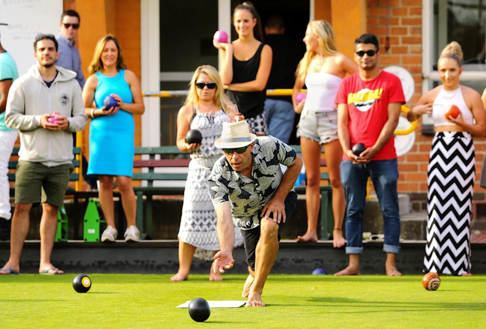 Bowls clubs up and down the country will open their doors to host free taster sessions between May 28-31