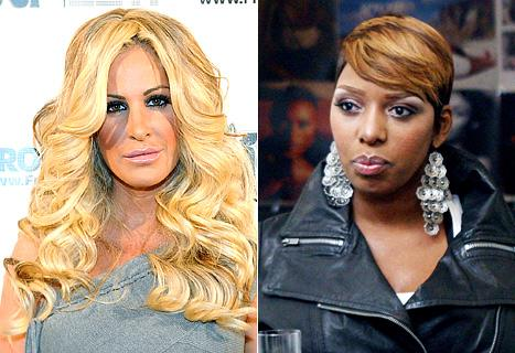 """Kim Zolciak: NeNe Leakes Is Too """"Loud and Violent"""" for Me"""