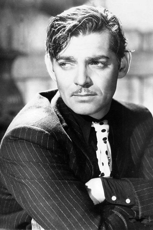 """<p>There's speculation that Gable had something to do with the firing of the original director, George Cukor, which sparked unrest on the set just days into filming. Gable thought Cukor was a """"woman's director"""" and was concerned that he'd focus all attention on Leigh (as opposed to himself). Despite the fact that Rhett Butler became Gable's most famous role, he referred to the film as a """"<a rel=""""nofollow noopener"""" href=""""http://www.imdb.com/title/tt0031381/trivia"""" target=""""_blank"""" data-ylk=""""slk:woman's picture"""" class=""""link rapid-noclick-resp"""">woman's picture</a>.""""</p>"""