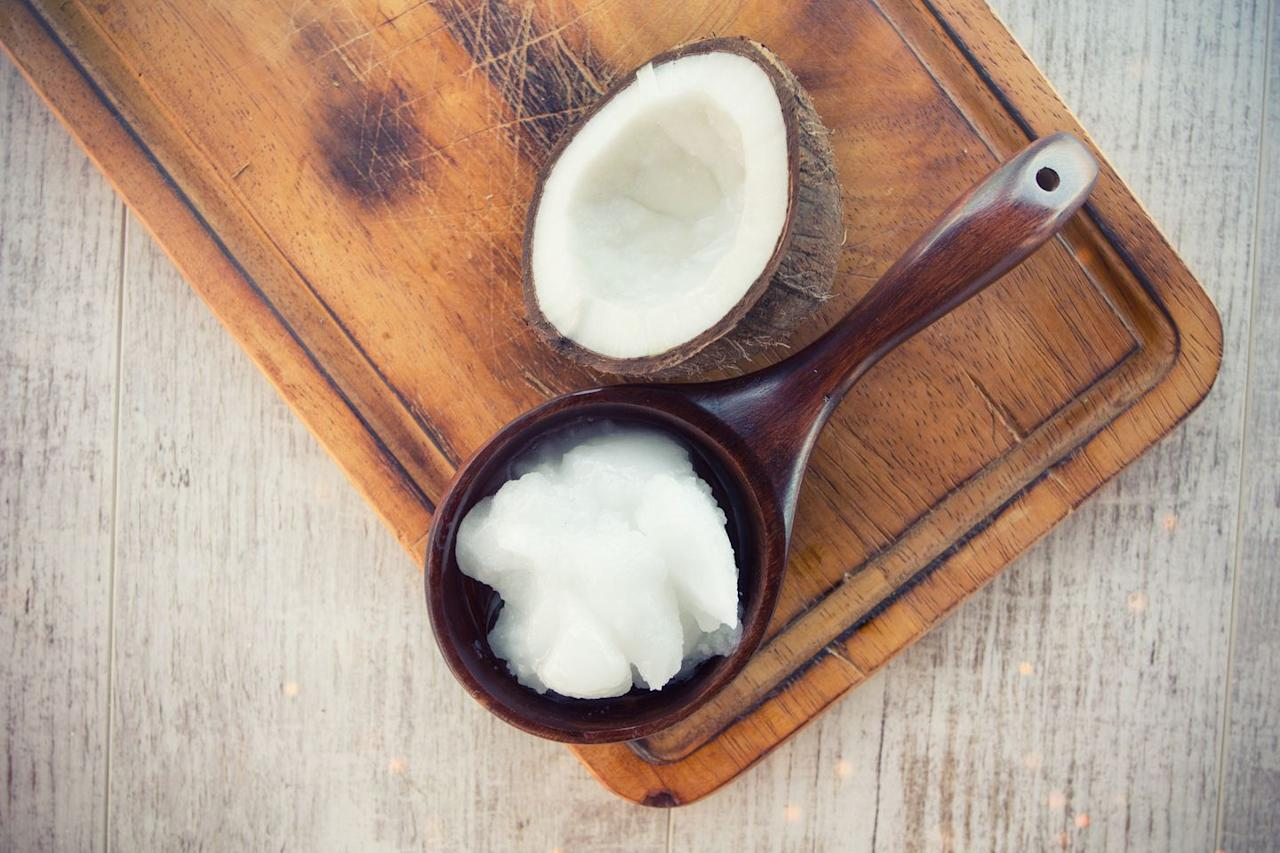 "<p><a href=""https://www.goodhousekeeping.com/health/diet-nutrition/a42975/coconut-oil-benefits/"" target=""_blank"">Coconut oil</a> was never the elixir it was touted to be at 117 calories, 14 grams total fat, and 12 grams saturated fat (60% of the daily value) per one tablespoon. The bottom line is that having a tablespoon a day is unlikely to harm anyone, but there's no data to support coconut oil as a cure-all. </p>"