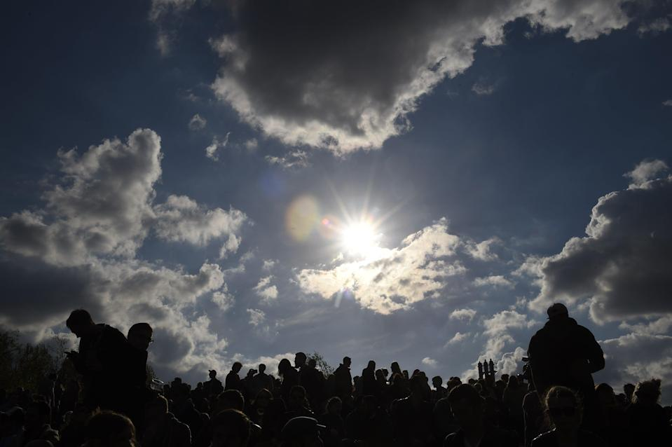 <p>In total, 11 out of Europe's 12 hottest years have been recorded since 2000</p> (AFP via Getty Images)
