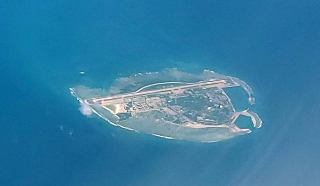 Woody Island is just one of the many islands and reefs in the South China Sea to which Beijing lays claim. Photo: Roy Issa