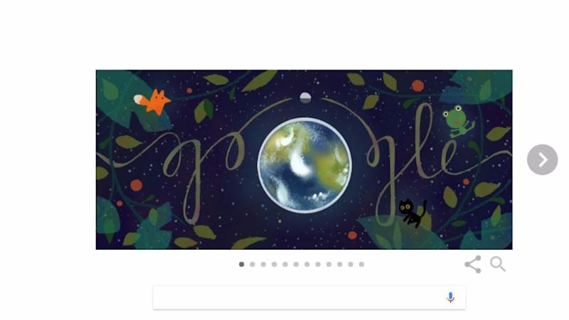 Google Celebrates Earth Day 2017 With Special Doodle