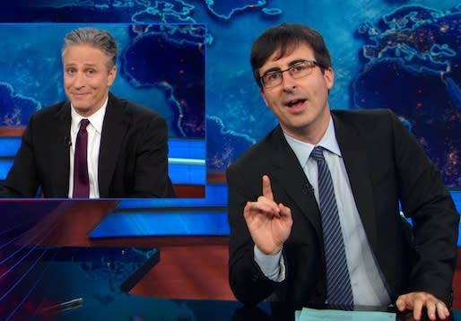 The Daily Show With John Oliver: The 5 Best Bits