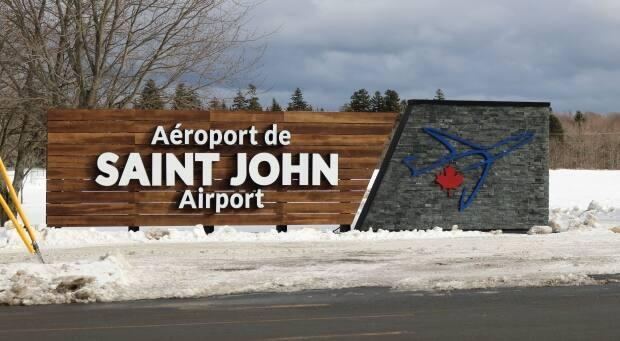 Air Canada and Flair Airlines have both scheduled June 1 as a flight restart date at Saint John Airport. (Julia Wright / CBC file photo - image credit)